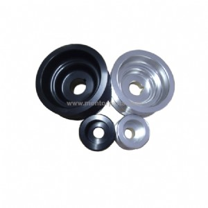 Aluminum Crank Pulley for Subaru Impreza WRX 02 Up
