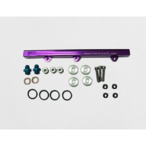 Auto aluminium fuel rail kit for MITSUBISHI