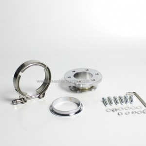 High Performance Stainless Steel V-Band Clamp Kit for GT45