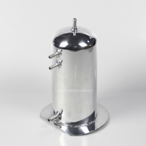 Mirror Polished Fuel Surge Tank for 1L/2L/2.5L/4L/5L MP-TA23